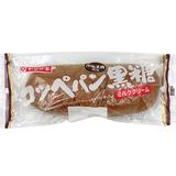 ヤマザキ コッペパン黒糖(ミルククリ-ム)