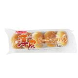 ヤマザキ 薄皮ピ-ナッツパン 5個