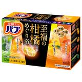 バブ 至福の柑橘めぐり浴 12錠 バブシフクノカンキツメグリヨク12ジヨウ