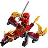 レゴジャパン LEGO ニンジャゴー 30535 炎のフライト