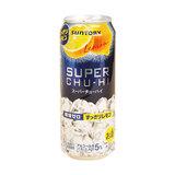 サントリー スーパーチューハイすっきりレモン 500ML