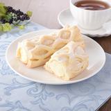 冷やして食べるコロネパイ(チーズクリーム)