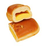 クリームを味わうクリームパン