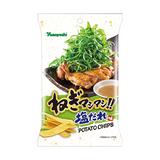 山芳 ポテトチップス ねぎマシマシ!!塩だれ味