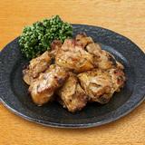 炭火香る鶏ハラミ焼き