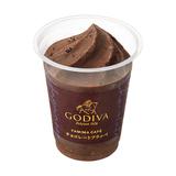 ゴディバ監修 チョコレートフラッペ